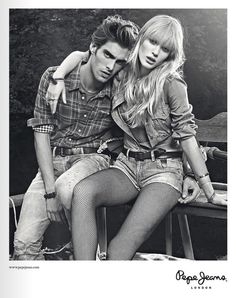 Pepe Jeans Spring campaign