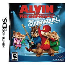 "Alvin & The Chipmunks The Squeakquel for Nintendo DS - Majesco - Toys ""R"" Us"
