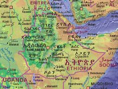 Ethiopia: what I am sure is a beautiful land which has over orphans. Minus the one which will one day be my nephew or niece! Time For Africa, Ethiopian People, Black King And Queen, Haile Selassie, Horn Of Africa, Heart Place, East Africa, Heaven On Earth, Beautiful Landscapes
