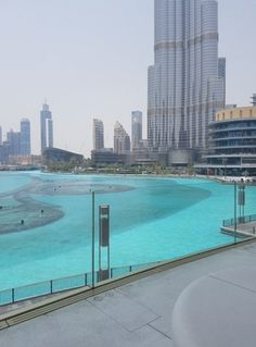 Beautiful lagoon in front of Dubai Mall Dubai Mall, United Arab Emirates, Shopping Mall, World, Outdoor Decor, Beautiful, Shopping Center, Shopping Malls, The World