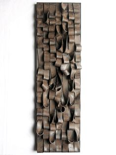 Clara Graziolino ceramics wall sculpture