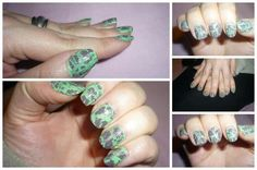 Esperimenti #nails