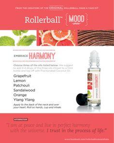Embrace Harmony :: Rollerball MOOD Series Make & Take Workshop Kit…