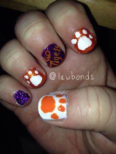 Clemson nails