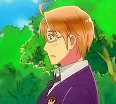hetalia USUK gifs - Google Search | they're blushing at each other!!!