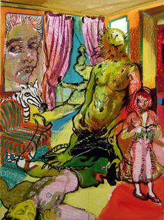 Natalie Frank: Natalie Frank on the ImageBlog
