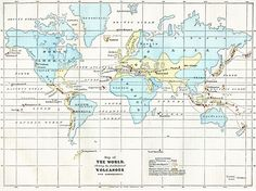 Site of various maps!!  This one is of volcanoes and earthquakes in 1868.