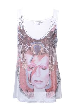 #FaithConnexion #davidbowie #top #shirt #fashion #vintage #clothes #accessories #secondhand #onlineshopping #mymint