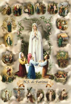 Rosary Prayer, Holy Rosary, Religious Pictures, Jesus Pictures, Blessed Mother Mary, Blessed Virgin Mary, Catholic Art, Religious Art, Catholic Books