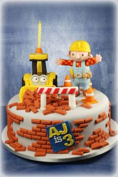 Bob the builder by the bunny baker