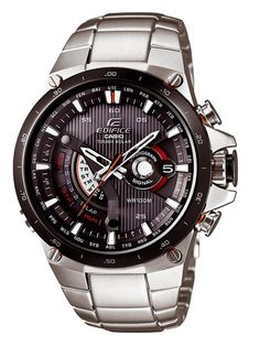 Edificio Casio TOUGH SOLAR acero 10 Bar EQS-A1000DB-1AVDR