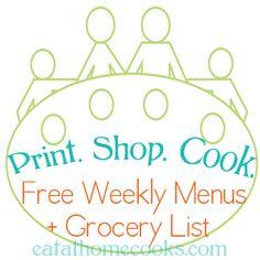 online grocery list maker