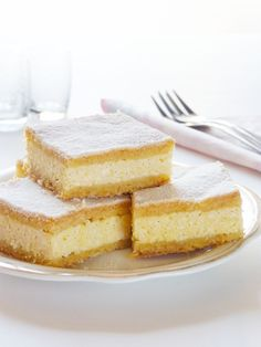 Vanilla Cake, French Toast, Cheesecake, Baking, Breakfast, Foods, Kuchen, Morning Coffee, Food Food