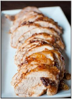 Slow roasted ginger pork http://www.ibssanoplus.com/low_roasted_slow_roasted_ginger_pork.html