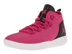 super popular abcd2 0bbbe NIKE JORDAN REVEAL GG Womens 9.5 (8Y) Vivid Pink 834184 609 NEW  NikeJordan