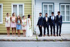Mariage Bohème-Chic en Baie de Beauport à Québec par Yanick Lesperance