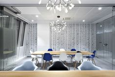 Paysafe Office Space in Sofia by Cache Atelier