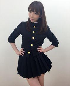 学ランも着たよ  #名古屋 #撮影会 #コスプレ #学ラン