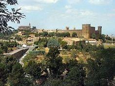 Montalcino (Valle dell'Ombrone - prov. Siena)