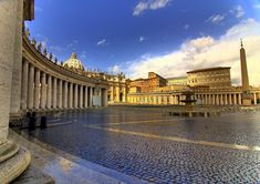 St. Peter's Square - Vatican City