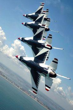 U.S. Air Force Thunderbirds at D-M