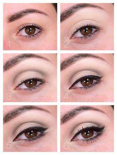 natural look makeup tutorial