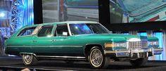 1976 Cadillac Fleetwood Castillion