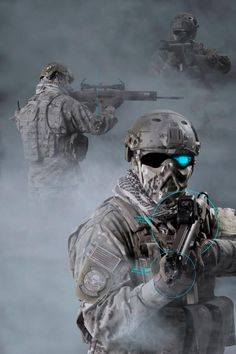 Future Ghost Recon Force