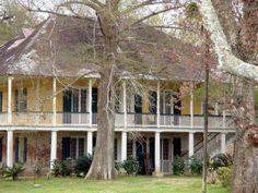 Mary Plantation, Plaquemines Parish, Louisiana.