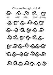 Visual memory worksheets adfree