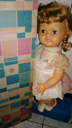 boneca meu amor - estrela - anos 60