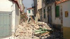 Τραγικές εικόνες μετά το σεισμό των 6,2 ρίχτερ... [photos+video]
