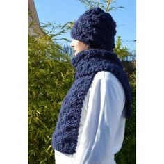 Chess hat & Scarf- kit bufanda y gorro #TheWoolCollection #kit #tejer #knitting