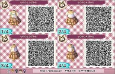 (2) animal crossing qr codes | Tumblr