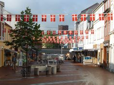 Kolding,Denmark. Center of town. Want to go back so much.....