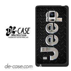 Jeep Personalized DEAL-5849 Samsung Phonecase Cover For Samsung Galaxy Note Edge