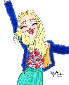 Happy Birthday @dovecameron! I hope you had a good, fun and great birthday day! I love you so much and too much! May this year you reach your goals, dreams and desires, my dear Dove! #dovecameron #nadadeperfectas #drawings #dovelies...