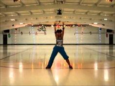 "ZUMBA~""Drop It Low"" by Kat Deluna.  You would not want to see me do this in a room full of people..."