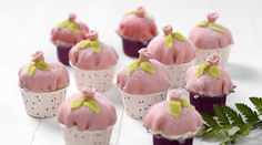 Kombinera två favoritkakor och få en helt ny smaksensation. Prinsessbakelser och muffins – rena drömkombon!