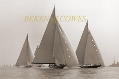 Lulworth 1930 © Beken of Cowes :: Image :: J Class Association J Class Yacht, Marine Photography, Classic Yachts, Chevy Chase, Churchill, Ladies Day, Decks, Outdoor Gear, Tent
