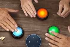 Amazon Alexa Echo Buttons Bring Touchable Interactions to Your Echo Devices
