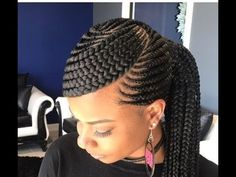 Beautiful And Lovely Cornrow Braided Hairstyles To Rock Today By Jessy S...