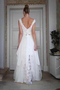 Azurite - Moi la rebelle - Robes de Mariées Paris Elsa Gary