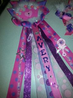 baby shower mum