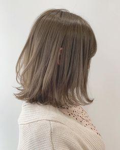 Ashy Hair, Blonde Curly Hair, Brown Hair Balayage, Colored Curly Hair, Hair Highlights, Ombre Hair Color, Brown Hair Colors, Ulzzang Hair, Hair Arrange