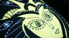 Items similar to a felt handmade purse; Balarama, the Brother of Krishna on Etsy Handmade Purses, Krishna, Brother, Felt, Etsy, Handmade Bags, Felting, Feltro, Sibling