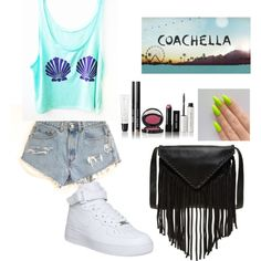 Perfect outfit for Coachella ☆♡