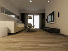 #Interceramic - Trio Legno - Glazed Porcelain Floor Tile