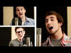 Rolling in the deep/someone like you - Justin Robinett Michael Henry and Alex Goot cover HD