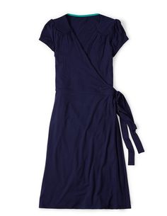 Summer Wrap Dress WH754 Day Dresses at Boden